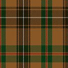 00577 Connacht #2 District Tartan Fabric Print Iphone Case by Detnecs2013