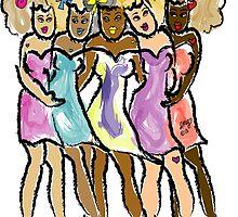 Community~(C) 2013 LMG/Lisa Michelle Garrett by Lisa Michelle Garrett