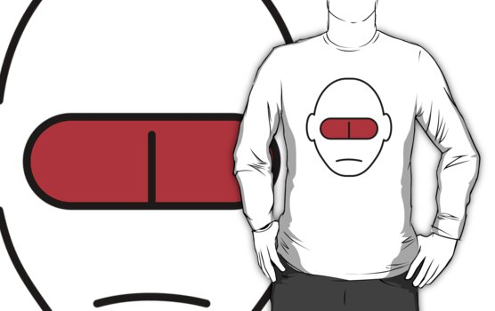 THX-1138 red pill by Technohippy
