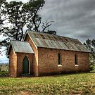 Church NSW  by Kym Bradley