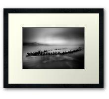 sunbeam2 - rossbeight co. kerry Framed Print