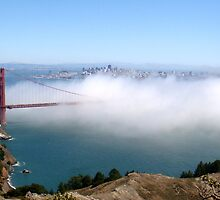 Golden Gate Bridge by tomduggan