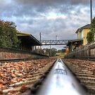 Yass Railway,  Station   NSW Australia  by Kym Bradley