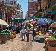 East Souq Alexandria. by bulljup