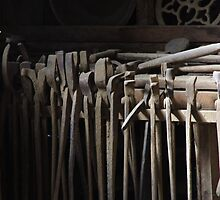 Blacksmith's Tools by KMays