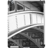 Southwark Bridge B&W iPad Case/Skin