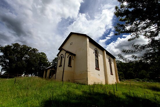 St Anns Presbyterian Church, Patterson. by Mark Ingram