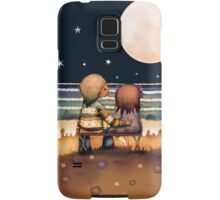 the stars, the moon and the tide Samsung Galaxy Case/Skin