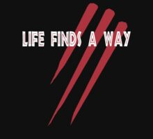 Life Finds a Way by BionicBatman