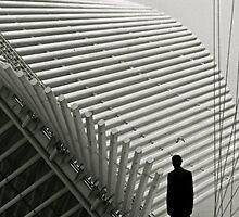 Milwaukee Architecture 3 by Elizabeth Bravo
