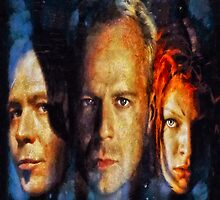 The Fifth Element by Joe Misrasi