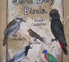 Some Day Birds by Thea T