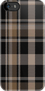 00622 Abergavenny Fashion Tartan Fabric Print Iphone Case by Detnecs2013