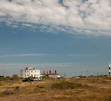 Dungeness Kent by Dawn OConnor