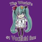 Number 1 Vocaloid fan! by Tandpasta
