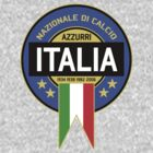 Italia by Calum Margetts Illustration