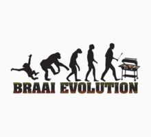 BRAAI EVOLUTION by JAYSA2UK