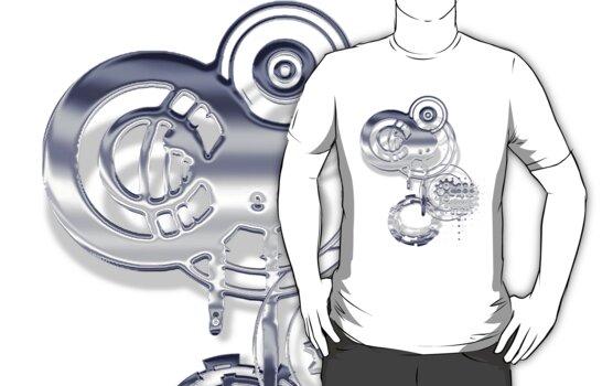 Chrome Circles by G3no