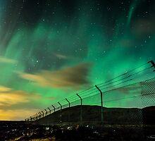 Dancing Lights by Ólafur Már Sigurðsson