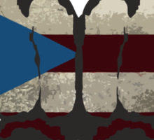 Puerto Rico! Sticker