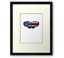 Puerto Rico! Framed Print