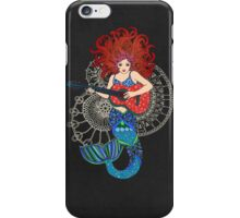 Musical Mermaid iPhone Case/Skin