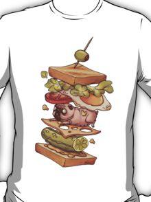 PUG_SANDWICH T-Shirt