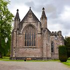 Dunkeld Cathedral by Pravine Chester