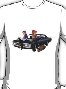 A Supernatural Adventure T-Shirt