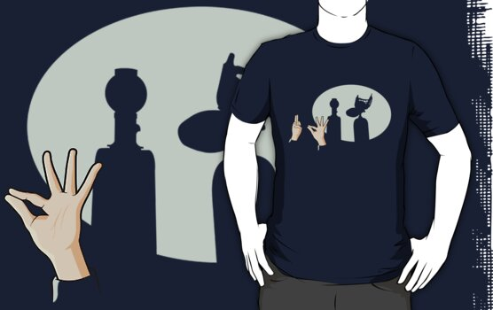 Mystery Silhouette Theater 3000 by Grant Thackray