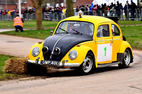 Vollswagen Beetle by Willie Jackson