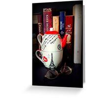 I'm A little Teapot... Greeting Card