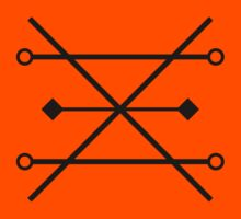 Copper / Venus Alchemical Symbol by cadellin