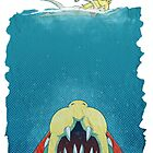 Bowser/Jaws by David-Jumel