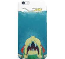 Bowser/Jaws iPhone Case/Skin