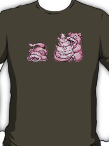 Slowpoke evolution  T-Shirt
