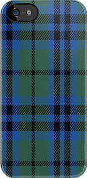 00682 Falconer Tartan Fabric Print Iphone Case by Detnecs2013