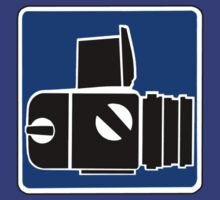 Hasselblad Logo 2 by David Jenkins
