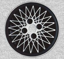 Nissan Bluebird TRX rim.  by Creadius
