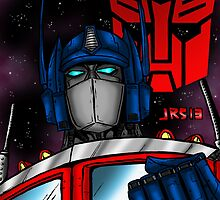 Optimus Prime by Jay Stuart