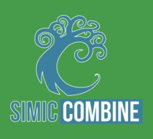 MTG - Simic Combine (Blue/Green) by Sandy W