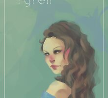 Margaery - Girls of westeros by MartinaC