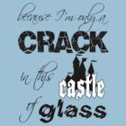 Only a Crack in this Castle of Glass by kpop-consultant