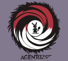 Agent 025 - 'The name's Pika, Pikachu.' by LookLively