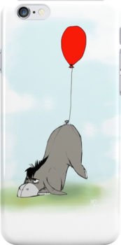 Eeyore and his Tail by shoshgoodman