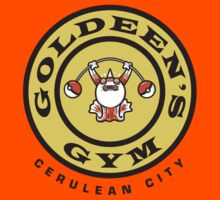 Goldeen's Gym by TheBensanity