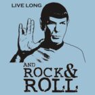 Rock Spock by nowhereep