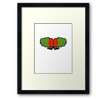 Bangladesh! Framed Print
