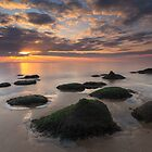 Hunstanton sunset by Justin Minns