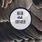 As High As Honour by sophiestormborn